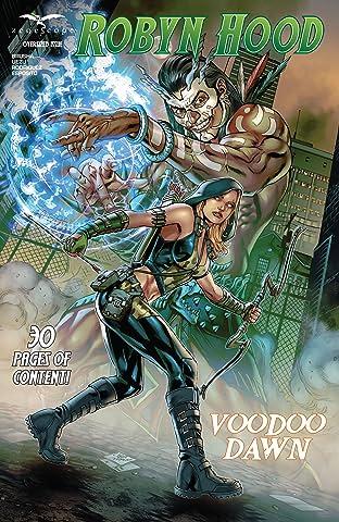 Robyn Hood: Voodoo Dawn