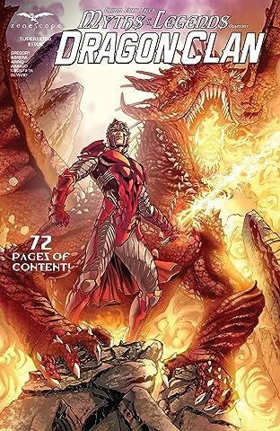 Myths & Legends Quarterly: Dragon Clan