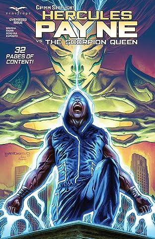 Grimm Spotlight: Hercules Payne vs Scorpion Queen No.1