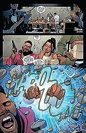 Grimm Spotlight: Hercules Payne vs Scorpion Queen #1