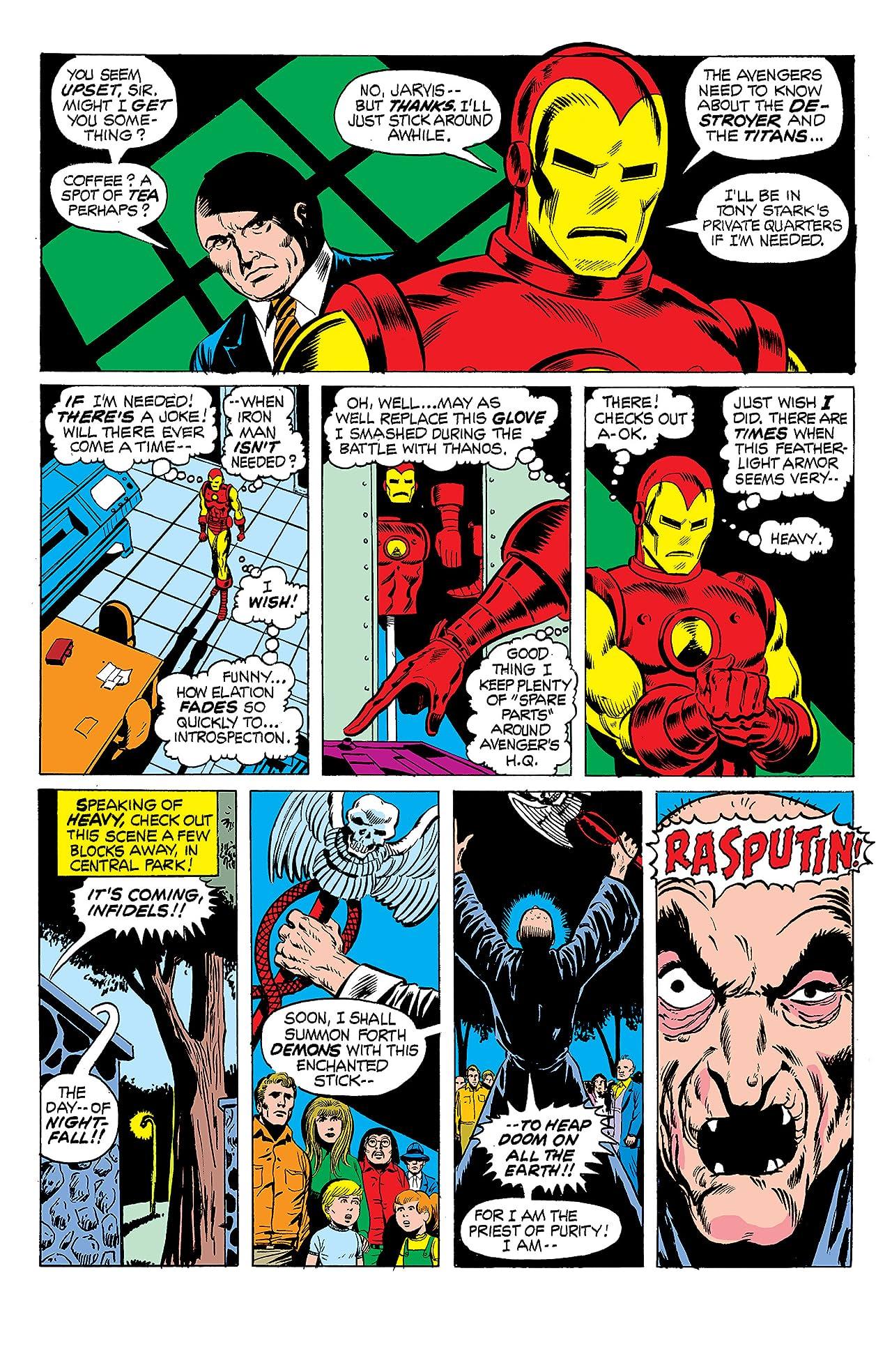 Iron Man (1968-1996) #56