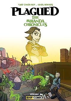 Plagued: The Miranda Chronicles Vol. 1