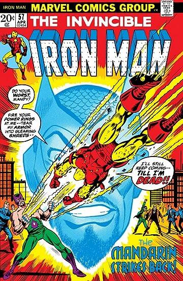 Iron Man (1968-1996) #57