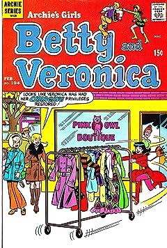 Archie's Girls Betty & Veronica #194