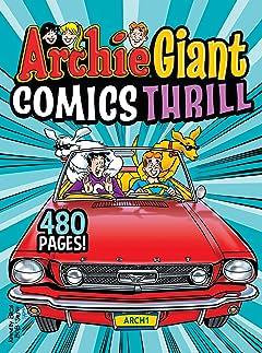 Archie Giant Comics Thrill Vol. 18