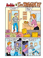 Archie Giant Comics Thrill Tome 18