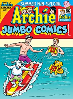 Archie Double Digest #320