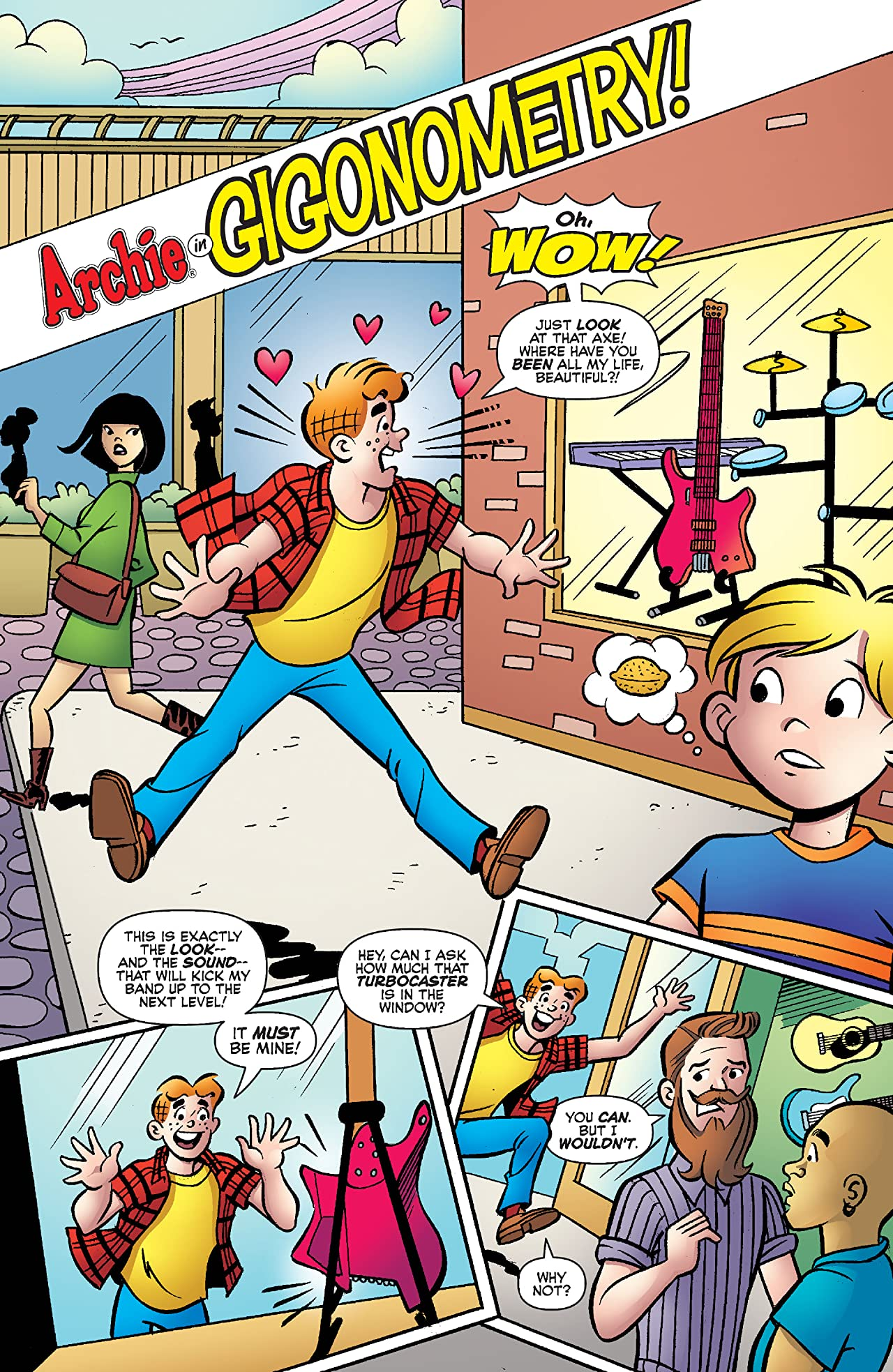 Everything's Archie #1