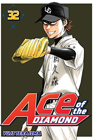 Ace of the Diamond Tome 32