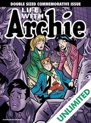 Life With Archie: Double-Size Magazine