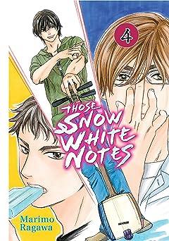 Those Snow White Notes Vol. 4