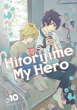 Hitorijime My Hero Vol. 10