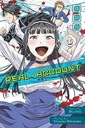 Real Account Vols. 12-14