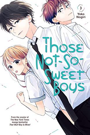 Those Not-So-Sweet Boys Tome 3