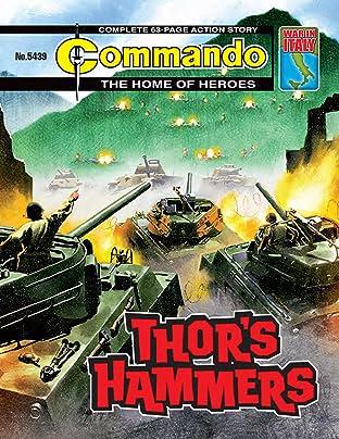 Commando No.5439: Thor's Hammer