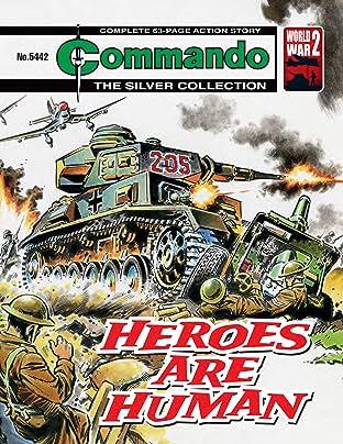 Commando No.5442: Heroes Are Human