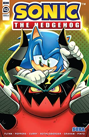 Sonic The Hedgehog (2018-) #43