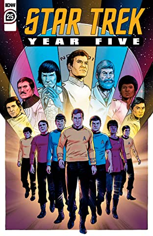 Star Trek: Year Five No.25