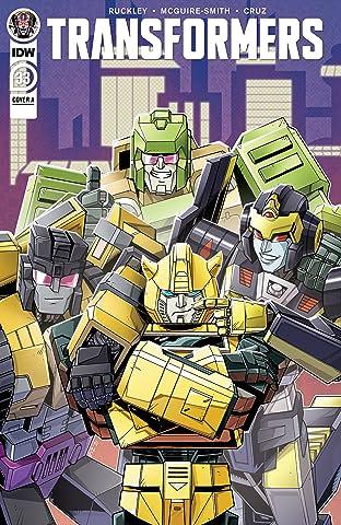 Transformers (2019-) No.33