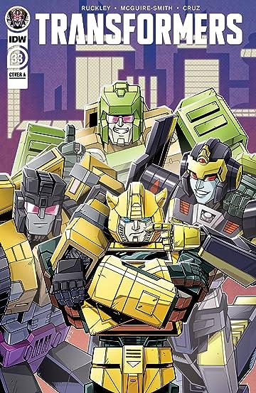 Transformers (2019-) #33
