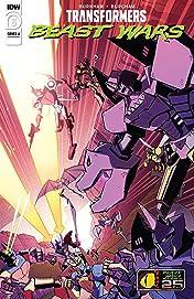 Transformers: Beast Wars (2021-) #6
