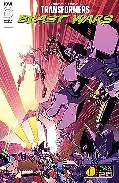 Transformers: Beast Wars (2021-) No.6