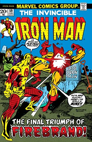 Iron Man (1968-1996) #59