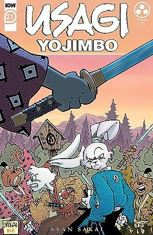 Usagi Yojimbo (2019-) #21