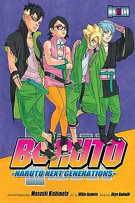 Boruto: Naruto Next Generations Vol. 11: The New Team Seven