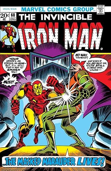 Iron Man (1968-1996) #60
