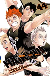 Haikyu!! Vol. 44: The Greatest Opponent
