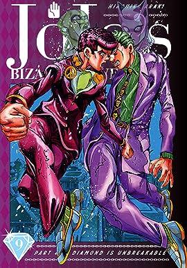 JoJo's Bizarre Adventure: Part 4--Diamond Is Unbreakable Vol. 9