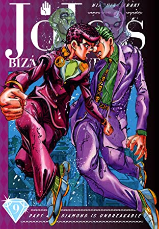 JoJo's Bizarre Adventure: Part 4--Diamond Is Unbreakable Vol. 9