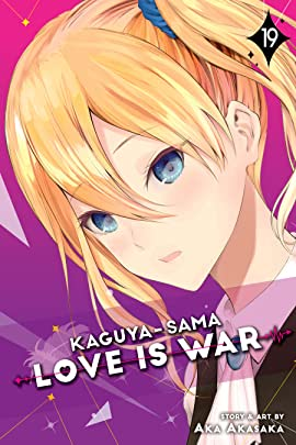 Kaguya-sama: Love Is War Vol. 19