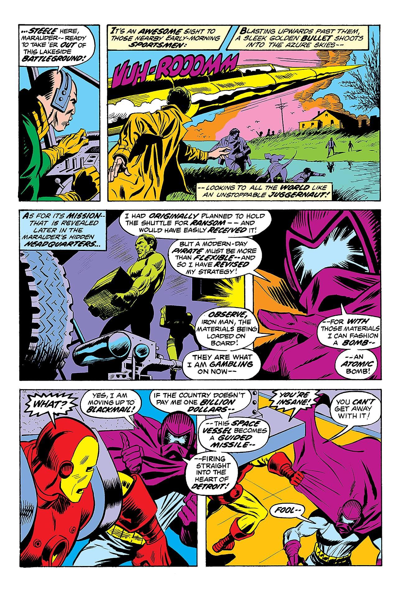 Iron Man (1968-1996) #61