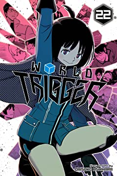 World Trigger Tome 22