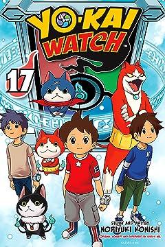 YO-KAI WATCH Vol. 17