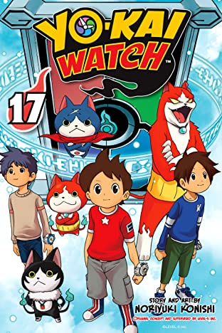 YO-KAI WATCH Vol. 17