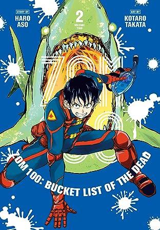 Zom 100: Bucket List of the Dead Vol. 2