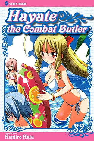 Hayate the Combat Butler Tome 32