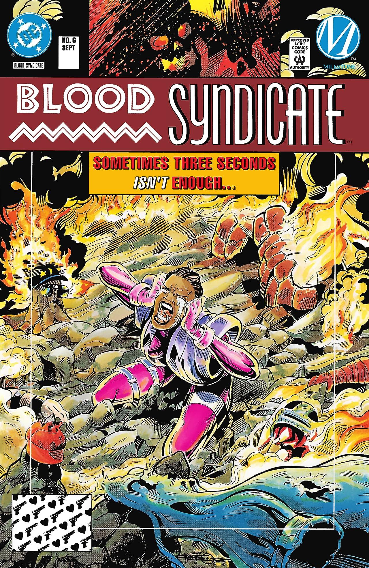 Blood Syndicate (1993-1995) No.6