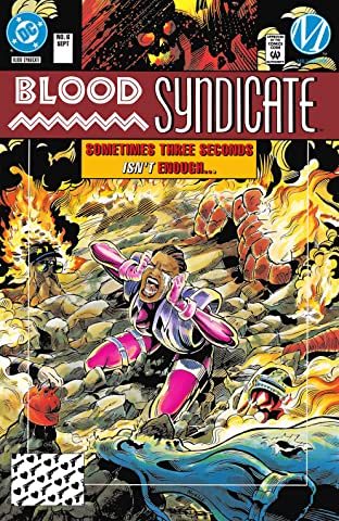 Blood Syndicate (1993-1995) #6