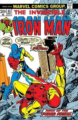 Iron Man (1968-1996) #63