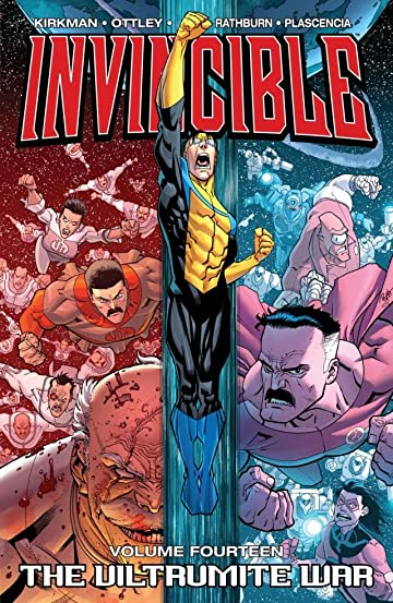 Invincible Tome 14: Viltrumite War