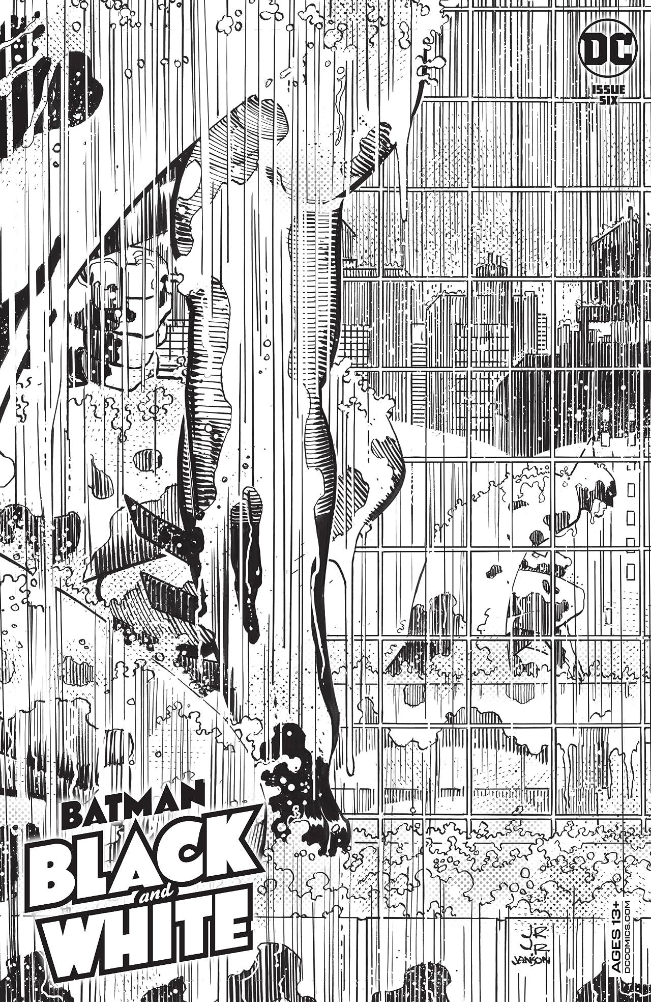 Batman Black & White (2020-) No.6