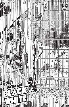 Batman Black & White (2020-) #6