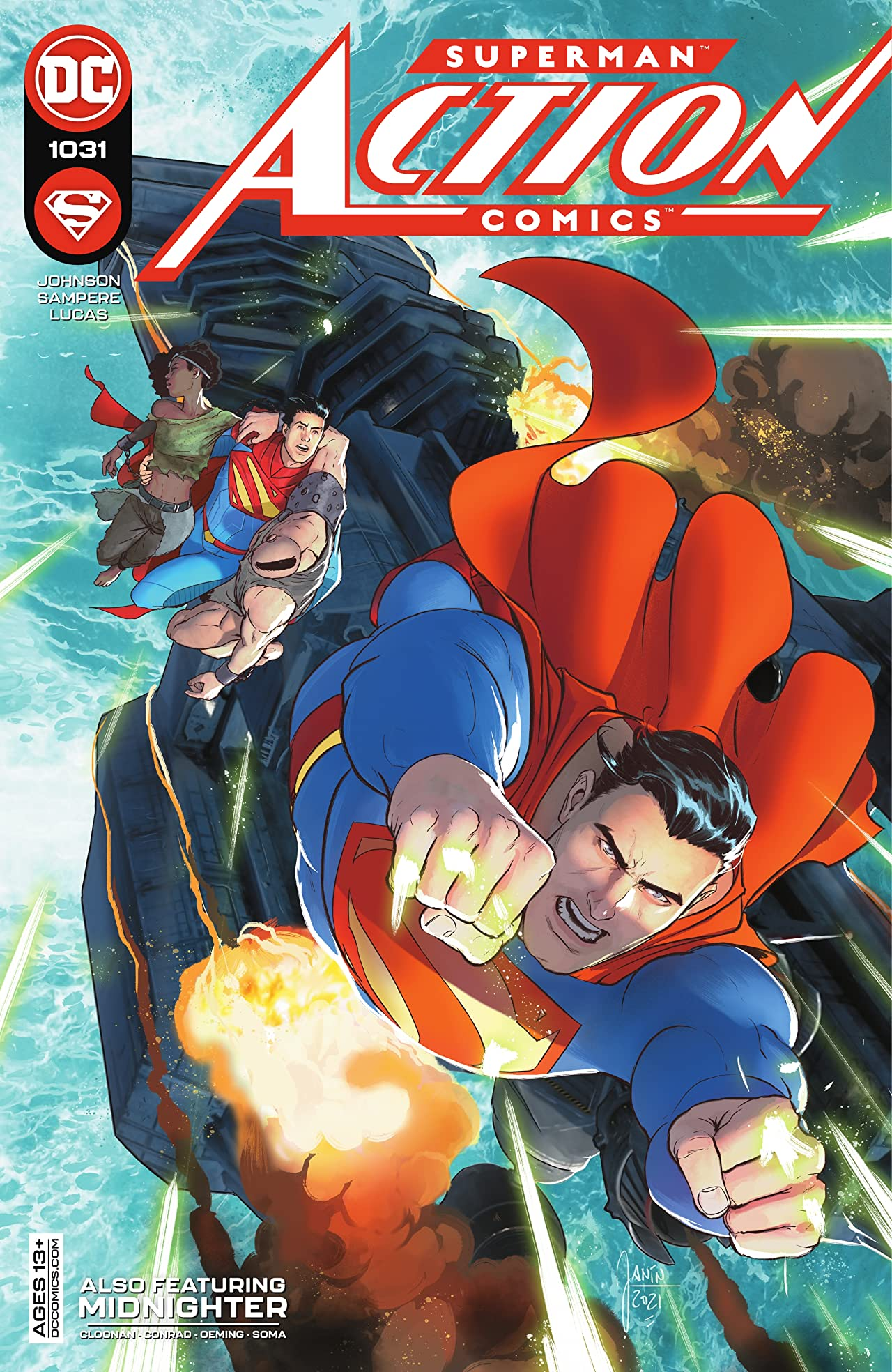 Action Comics (2016-) No.1031