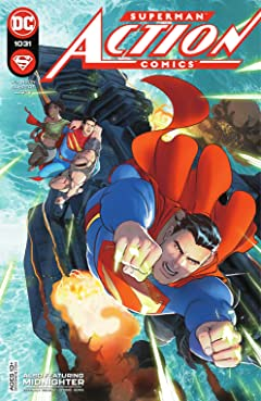 Action Comics (2016-) #1031
