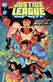 Justice League Infinity (2021-) #2