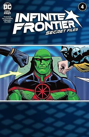 Infinite Frontier (2021) #4: Secret Files